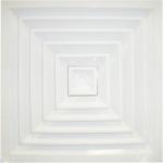 Диффузор наружый потолочный квадратный алюминевый  4VA 450X450 Lux
