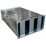 Шумоглушитель для прямоугольных каналов Airone ГП 1-1  800х 500x1000
