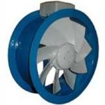 Вентилятор осевой ВО 250-4Е (220B) фланцевый