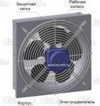 Осевой вентилятор ВО-3,0