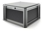 Рекуператор пластинчатый для прямоугольных каналов Korf PR 50-30