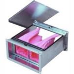 Фильтр ФЛП 600х300 для прямоугольных каналов карманный  (без вставки)