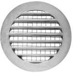 Решетка наружная алюминиевая IGC 250 аналог P, РС, РА, ВР