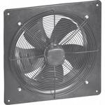 Вентилятор осевой ВО 560-4-03 (380В) с настенной панелью серии 03
