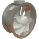 Вентилятор осевой ВО 300-4Е (220В) фланцевый