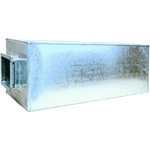 Шумоглушитель для прямоугольных каналов Airone ГТП 1-4  400х300 L-1000